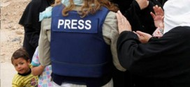 Syria most dangerous country for journalists: watchdog
