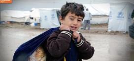 An Iraqi child refugee in the Kurdistan Region. Photo: Rudaw