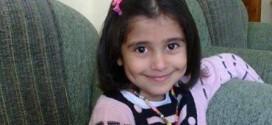 Iman Khalil Abed Ammar, 9 years old, was killed on July 20, 2014, in the Shuja'iyya neighborhood.