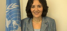 Leila Zerrougui, top UN envoy on children and armed conflict