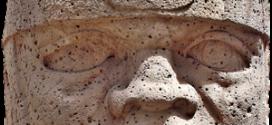 San Loreno Cabeza Colosal nº1 del Museo Xalapa