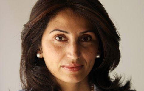 Diana Buttu, a former legal adviser to the Palestine Liberation Organization