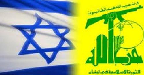israel-hezbollah-flags